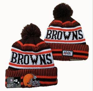 inverno quente venda CLEVELAND gorros de inverno esporte mulheres Beanie malha Chapéus homens moda da menina do menino populares gorros de futebol 10000 + chapéus