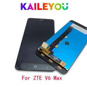 """5,0 """"pour l'écran LCD et l'écran tactile de ZTE V6 Max Accessoires de téléphone portable de 5,0 pouces pour ZTE V6 Max"""