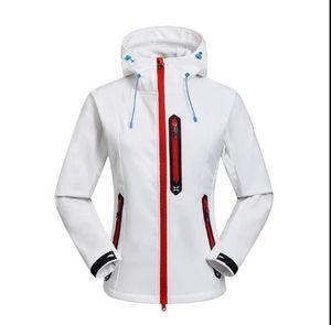 2019 Haute Quality Womens Fleece Apex Bionic Softshell Vestes Everode Sweetproof et imperméable Sweats à capuche à capuche imperméable
