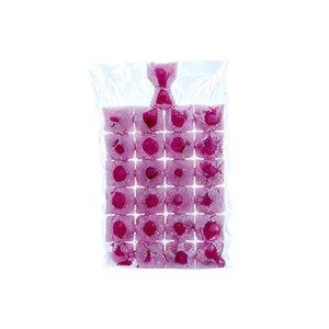 Selbst Sealing Einweg Eisbeutel Gefrorenes Eis-Würfel-Form-Eis-Beutel-Food Grade-Silikon-Folding Teleskop Trichter Küche Mini Funnel