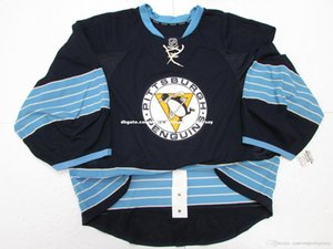 Cheap PITTSBURGH PENGUINS THIRD JERSEY Mens Stitched Personalized hockey Jerseys
