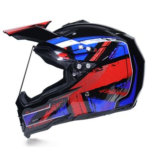 Motorcycle Helmet ATV Dirt Bike Downhill Cross Capacete Da Motocicleta Cascos Motocross Off Road Helmet With lens