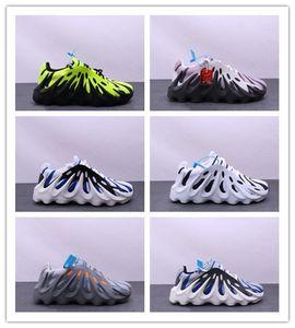 2019 Charlescharlyc 451 Kanye Nefes Vintage yastıklama gelgit ayakkabı spor ve eğlence koşu ayakkabıları 40-45