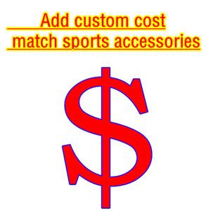 Takım eklemek için profesyonel özel oyuncu adı numarası LOGOSU ve jersey eşleştirme çorap tayt kaptan kol bandı
