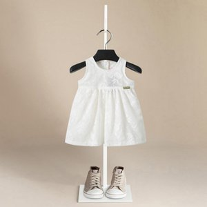 Baby Flower Dress Party Clothing for Christening Gown Toddler Petals Decoration Events Birthday Kids Dresses for Girls