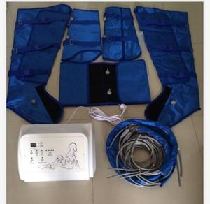 desintoxicación presoterapia portátil de presión de aire delgado traje de equipos pierna masajeador de presión de aire del cuerpo de adelgazamiento en venta