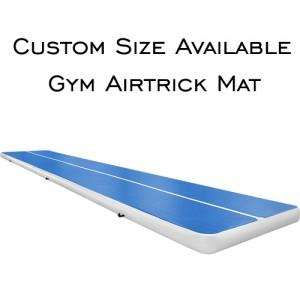 Free Shipping 6m*2*0.2m Gymnastics Inflatable Air Track Tumbling Mat Gym AirTrack For Sale with Electric pump