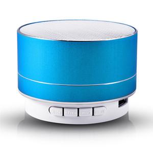 미니 스피커 Super Bass Bluetooth 스피커 스테레오 음악 서브 우퍼 휴대용 LED 스피커 핸즈프리 통화 FM TF 카드 Line-in DHL