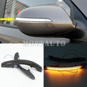 LED 동적 사이드 미러를 켜고 신호 빛 순차 표시를 들면 기아 스포티지 R 2011에서 2015 사이 2 개