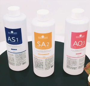 Factory Price !!! Aqua Peeling Solution 1 Bottles 400ml Per Bottle Aqua Facial Serum Hydra For Normal Skin DHL Free Shipping