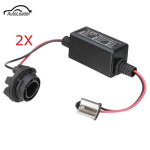 BAU15S PY21W светодиодные лампы OBC предупреждение Отменителя декодер нагрузки резистор адаптер