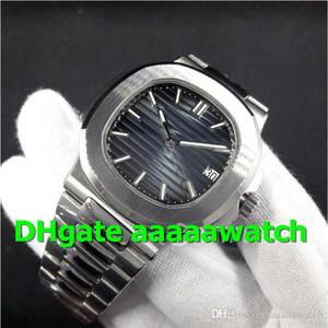 BP Sport Watch 5711 1A-010 Mens Watch Swiss 324CS Automatic Sapphire Crystal 316L Stainless Steel Super Luminous Mens Wristwatch