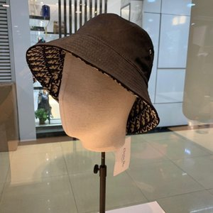 Hot Sale 2020 New Women Travel Sweet And Lovely Cap Fashion Hats Double-sided 030803