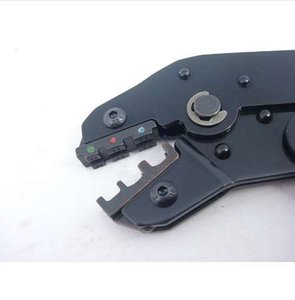 RETCHET CRIMPING TOOL PLIER for terminal insulated - BULLETS but RING CIMP