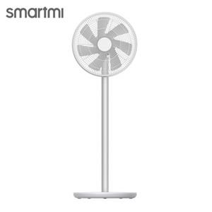 Xiaomi Smartmi de soporte para suelo Ventilador 2S Natural Wind pedestal de control APP DC Frecuencia de control del ventilador de velocidad continua 2800mAh100 20W