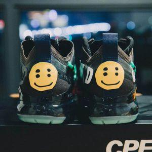 Yüksek Kaliteli Erkek Kaktüs Bitki Bit Pazarı CPFM VM3 2019VP Erkek Buharları için Eğitmenler Sneakers Adam Koşu Ayakkabıları Bayan Spor Ayakkabı kadın