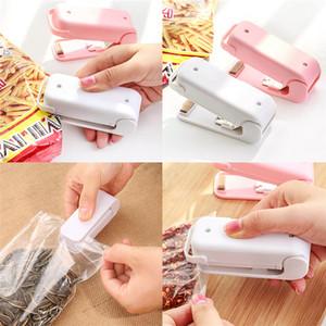 Tragbare Mini-Handheld Heat Sealer, Handdruck-Heißsiegelmaschine, Plastiktüte Sealer Lebensmittel Sealer für Plastiktaschen Lebensmittel-Retter-Speicher
