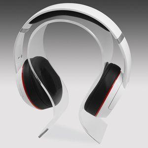 سماعة الوقوف سماعة العرض حامل لسماعة رأس القوس شماعات سماعة هانغ (لم يتم تضمين سماعات)