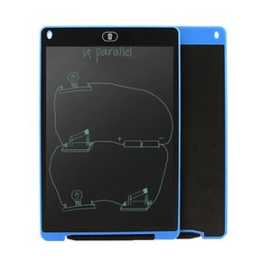 Hot 12 inch Graffiti LCD Writing Tablet for Student Drawing Tablet for Kids Digital Handwritting Pads draft with Retail Box