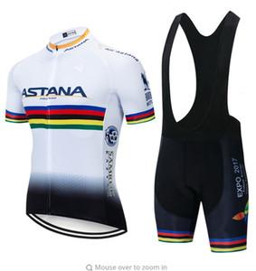 Pro Team Cycling Jersey 2019 Cartoon Ropa de bicicleta Camisas de verano Manga corta masculina Road Bike Ropa Mtb Maillot Ciclismo