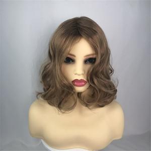 Best-seller in Europa Africa capelli ricci parrucca sintetica resistente pizzo dei capelli anteriore parrucca per donne di colore alta qualità Rose rete interna Parrucche
