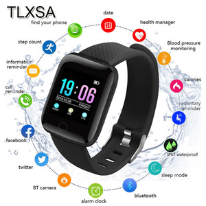 Bluetooth Montre Smart Watch Sport Podomètre Enfants Enfant Jouet Montre Sommeil Moniteur Étanche Hommes Fitness Montre Sport Montres D13 Pour Android Ios