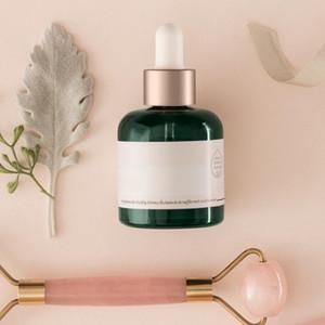 Marca B10SSANCE rosa aceite 30 ml botella verde oscuro Aceite esencial de calidad superior