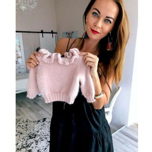Toddler Kid Baby Sweaters Winter Clothes Boy Girl Tops Long Sleeve Pink Shaggy Sweater Pullovers Warm Casual Outfits 0-3 Years