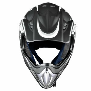 DOT Открытый для взрослых анфас MX Шлем Мотокросс Off-Road Dirt Bike ATV Mask L XL