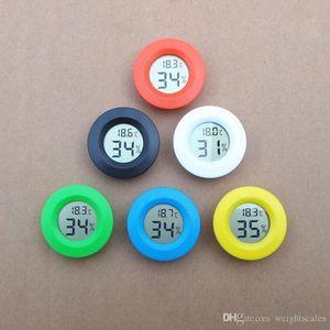 портативный небольшой цифровой LD сигары гигрометр термометр цифровой градус Цельсия гигрометр метр Фаренгейта