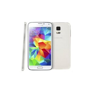 Samsung Galaxy S5 G900F G900A G900T RAM 2GB ROM 16GB 4G LTE Teléfono Bluetooth GPS WIFI Desbloqueado Reacondicionado Teléfono celular original sellado