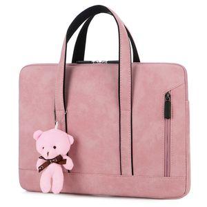 Laptop Bag Case women Laptop Handbags Sleeve Case Zipper Computer Sleeve Case For 13 14 15 15.6 inch Laptop PC TabletK50G