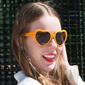 New Hot Sale Cartoon Sunglasses for Kid Lunettes De Soleil Filles Vachetta Tan Mirrored Rusta Mirror Lens Cartoon Sunglasses sweet07