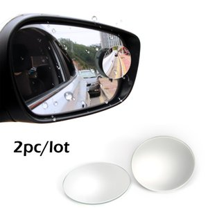 Convex Wide angle blind spot Convex Mirror Car accessories 360 Degree Rotable Parking Mirror Auto Exterior accessory