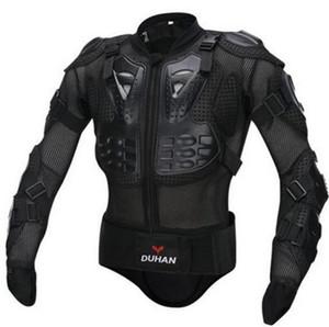 DUHAN профессиональный мотоцикл верхом Prtection тела мотокроссу бронежилеты защитный Позвоночник охранники груди Шестерня