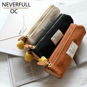 Viejo zapatero NEV ER-venta Mejor COMPLETO bolsa de cosméticos bolsa de NF canvasTote recubierto de moda personalización del color múltiple del envío libre de DHL