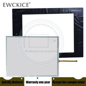 Original NEW GT1275 GT1275-VNBA GT1275-VNBA-C PLC HMI Industrie-TouchScreen und Frontetikett Film