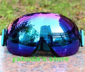 remise en forme en ligne populaire Grande sphère à double couche anti-buée des lunettes de ski cerclées carte sportive myopie lunettes de ski pour hommes, femmes formation yakuda