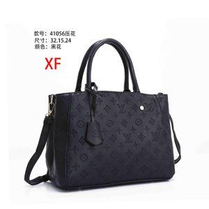 1 Naverfull 5A+ L Designer Shopping Bag V Fashion Women Shoulder Bag Classic Lady Messenger Handbags Purse Casual Tote Bags with Clutch 045