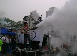 이산화탄소 Handhold 캐논 디제이 이산화탄소 결혼식, 파티 무대 조명에 대 한 조명 높은 품질 CO2 제트 기계 제트 8-12 미터 LLFA