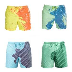 Wholesale Seobean Solid Men Swimwear Gay Penis Pouch Mens Bikini Swimsuits Beach Board Swimming Wear Man Swim Boxers High Quality 40808 8#437