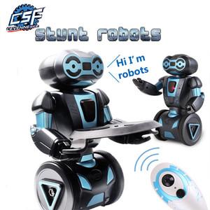 Inteligente Humanoide Robótico Robot de Control Remoto Inteligente Auto Equilibrio Robot 5 Modos de Operación robot perro mascotas juguetes electrónicos