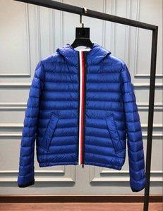 Aşağı Ceket Erkek Windproof Parka Ördek Yeni Casual en kaliteli MAYA Windproof Aşağı Erkekler Down Jacket Kış Sıcak Coat Man Ultralight