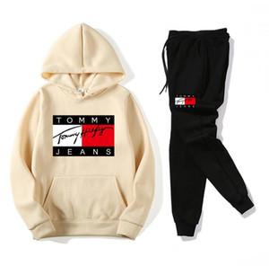 Tasarımcı Tracksuits Erkek Lüks Ter Suits Sonbahar Marka Erkek Jogger Suit Ceket + Pantolon Spor KADIN Suit Hip Hop Setleri üst Kalite ayarlar