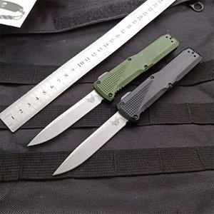 Benchmade 4600 çift eylem S30V taktik kendini savunma katlama EDC aracı bıçak kamp bıçak av bıçakları noel hediyesi a3035