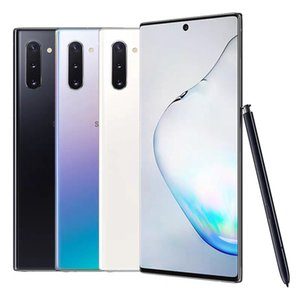 "Samsung Galaxy Note10 Nota 10 N970U 256 GB ROM 8GB RAM OCTA Core 6.3 ""Supporto NFC Snapdragon 855 Telefono cellulare"