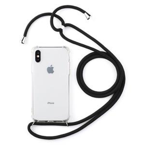 Custodia protettiva per cellulare Catena per cellulare Custodia per cellulare Collana con tracolla Collana con tracolla in qualità Premium iPhone 5 X Xr Xs max