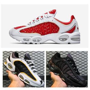 nike air vaporma  2019 Tasarımcı Sup Maxes Tailwind 4 erkek Koşu Ayakkabı Artı OG Ultra SE Kırmızı Hiper Kobalt Siyah Yastık Moda Tasarımcısı Sneakers Eur 40-45