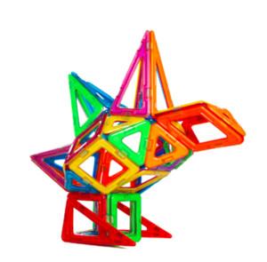 Giocattoli Magnetici Educativi Del Bambino 3D con il magnete della terra rara e L'ABS