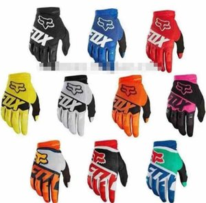 2020 hot selling FOX off-road motorcycle racing riding gloves summer breathable full finger gloves riding equipment